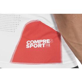 Compressport TR3 Triathlon Tank Top Unisex Ironman Edition Smart White